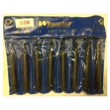 Wheeler 8-pc Steel Punch Set