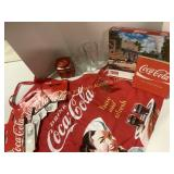 Coca-Cola Lot of Goodies