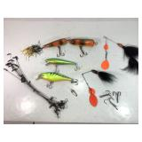 Large Fishing Lures/Tackle