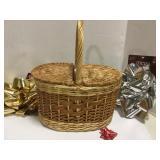 Basket of Bows