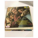 12 Monkees Vinyl Records