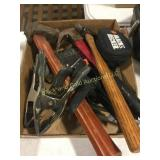Hammers, clamps and more