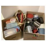 Tupperware & Kitchen Accessories Lot