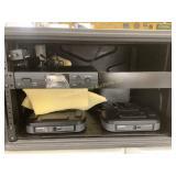 Digital audio cabinet