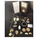 Jewelry & treasures