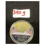 Trump 2020 coin
