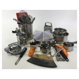 Stainless steel,kitchen items