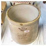 Monmouth Pottery 3 gal. stoneware crock