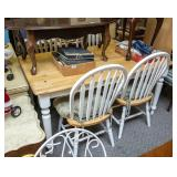 5 pc country kitchen dining set