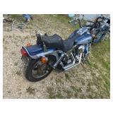 2000 Harley-Davidson FXDWG Motorcycle