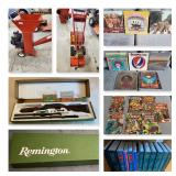 Remington 870 NIB, Albums, Books, Antiques, Tools and more