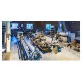 Complete Machine Shop Liquidation
