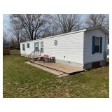 2016 Clayton Homes Mobile Home on .43 acres