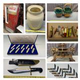 Newark Knives, Coins, Antiques, Primitives and more Bulk Edit Save