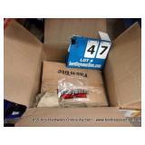 """BOX: 2 1/4"""" DUPLEX NAILS, 50 LBS"""