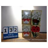 FLOWER BULB KIT-PAPER WHITE (4X MONEY)