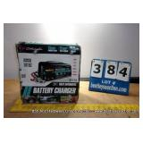 SCHUMACHER 12V FULLY AUTOMATIC BATTERY CHARGER