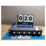 ZI-TECH 1061 AC-DC DECADE RESISTOR