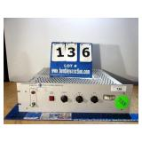 PEI INC 20-075 ELECTRON MULTIPLIER SUPPLY