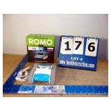 ROMOTIVE ROMO 3B IPOD/SMART PHONE CHARGER
