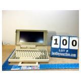 TOSHIBA T1200 CPU