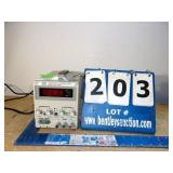 GW GPS-1830 LABORATORY DC POWER SUPPLY