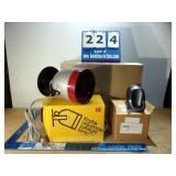 BOX: LAMPS