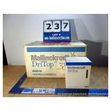 BOX: MALLINCKROOT DRI TOP DESICCANT CAPS