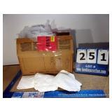 """BOX: DUPONT TYVEK 18"""" SLEEVES"""