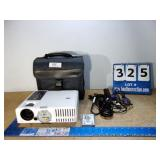 HP MP 3220 PROJECTOR