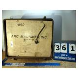 ARC MACHINES 107-CW PIPE WELDER