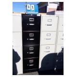 HON METAL 4-DRAWER CABINET