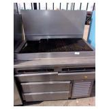 WOLF 4 DIAL GAS GRILL