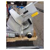 BIZERBA GSP SE-12-D MEAT SLICER - SINGLE PHASE