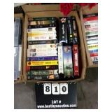 BOX: VHS CLASSIC MOVIES - A KNIGHTS TALE,