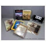 LOT: 6 ASSORTED BOOKS - WESTERN PAINTINGS, GOOD