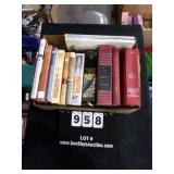BOX: BOOKS ( TREASURY OF THE THEATER, WEBSTER