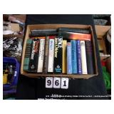 BOX: BOOKS ( SPACE, CHESAPEAKE, ANCIENT EVENINGS,