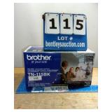 BROTHER TN-115BK TONER