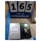 LOT: (2) HARD DRIVES