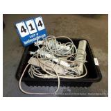 BIN: ASSORTED POWER STRIPS