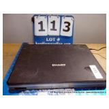 COMPAQ PRESARIO CELERON M LAPTOP W/ POWER SUPPLY