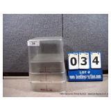 6 QT PLASTIC BIN (2X MONEY)