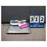 ALUMINUM SHEET PAN - 12 X 16