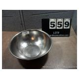 STAINLESS BOWLS (2X MONEY)