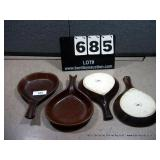ARDOUS BROWN PANS (4X MONEY)