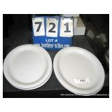 "12"" OVAL PLATES (4X MONEY)"