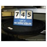 """27"""" OVAL TRAY"""