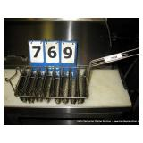 8 TACO SHELL FRYER