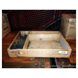 ACEILES WOODEN BOX